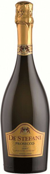 Игристое вино De Stefani, Prosecco Spumante Gran Cuvee Extra Dry DOC