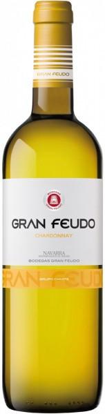 "Вино ""Gran Feudo"" Chardonnay DO, 2014"