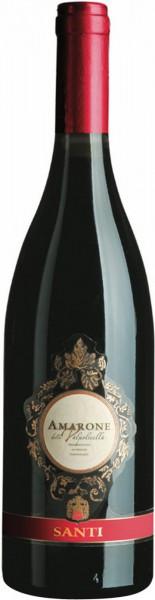 Вино Santi, Amarone della Valpolicella DOC, 2007