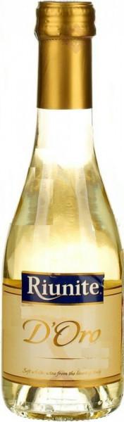 "Игристое вино Riunite, ""D'Oro"", Emilia IGT, 0.187 л"