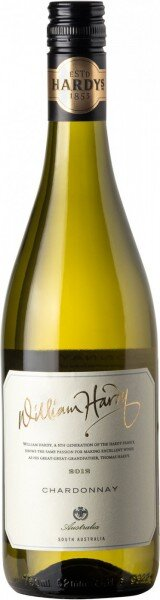 "Вино Hardys, ""William Hardy"" Chardonnay, 2012"