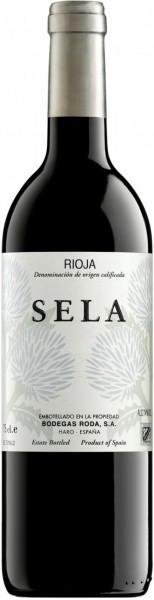"Вино Bodegas Roda, ""Sela"", Rioja 2012"