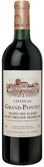 Вино Chateau Grand-Pontet Saint-Emilion Grand Cru AOC 2006