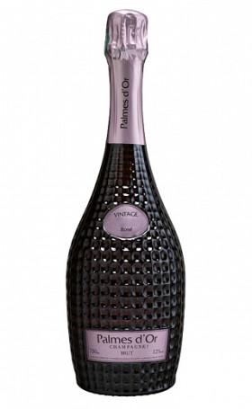 Шампанское Nicolas Feuillatte Palmes d'Or Brut Rose 0.75л