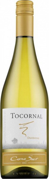 "Вино Cono Sur, ""Tocornal"" Chardonnay, Central Valley DO, 2014"