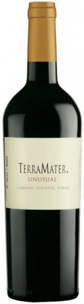 "Вино TerraMater, ""Unusual"" Cabernet-Shiraz-Zinfandel , 2012"