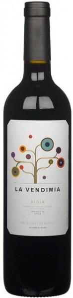 """Вино """"La Vendimia"""", Rioja DOC, 2012"""