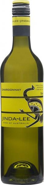 """Вино """"Jinda-Lee"""" Chardonnay, 2015"""