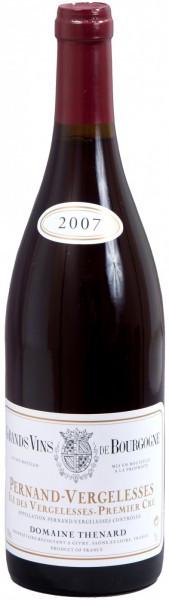 "Вино Domaine Baron Thenard, Pernand-Vergelesses Premier Cru ""Ile des Vergelesses"", 2007"