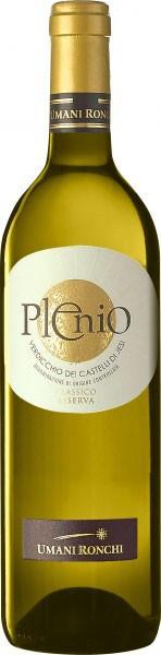 """Вино """"Plenio"""", Verdicchio dei Castelli di Jesi DOC Classico Riserva, 2007"""