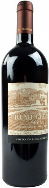 Вино Coleccion Jaime Rodriguez, Rioja DOC, 2003