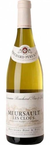 Вино Meursault AOC Les Clous 2005, 0.375 л