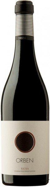 """Вино """"Orben"""", Rioja DOC, 2008"""