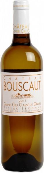 "Вино ""Chateau Bouscaut"" Blanc, Grand Cru Classe, 2011"