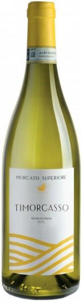 """Вино Morgassi Superiore, """"Timorgasso"""", Monferrato Bianco DOC, 2012"""