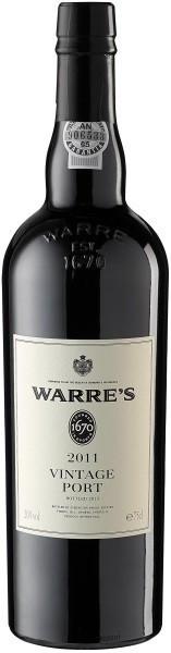 Вино Warre's Vintage Port 2011