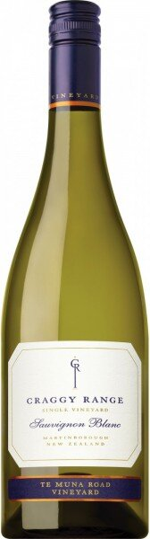 Вино Craggy Range, Sauvignon Blanc, Te Muna Road Vineyard, 2013