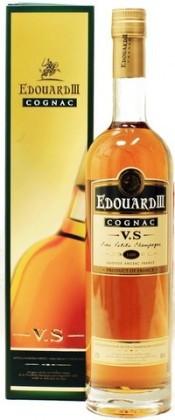 Коньяк Edouard III VS, gift box, 0.35 л