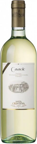 """Вино """"Casasole"""", Orvieto Classico DOC, 2014"""