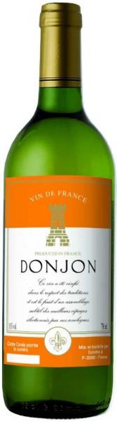 """Вино """"Donjon"""" blanc moelleux"""