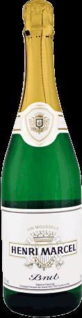 "Игристое вино ""Henri Marcel"" Brut"
