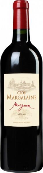 "Вино ""Clos Margalaine"", Margaux AOC, 2012"