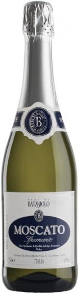 Игристое вино Batasiolo, Moscato Spumante Dolce