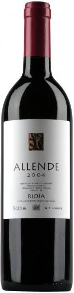 Вино Rioja DOC Allende tinto 2004