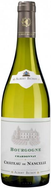 "Вино Albert Bichot, ""Chateau de Nancelle"" Chardonnay, Bourgogne AOC, 2014"