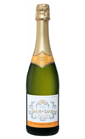 Игристое вино Barton & Guestier Saint Louis Demi Sec 0.75л