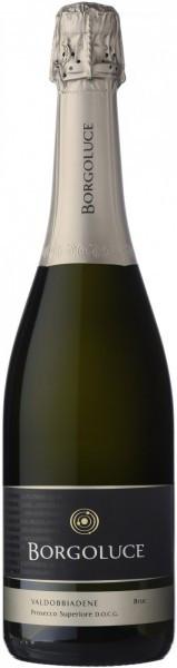 Шампанское Borgoluce, Valdobbiadene Prosecco Superiore DOCG Brut