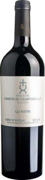 """Вино Baglio del Cristo di Campobello, """"Lu Patri"""", Sicilia IGP, 2013"""