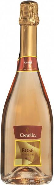 Игристое вино Canella, Rose Brut