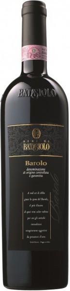 Вино Batasiolo, Barolo DOCG, 2011