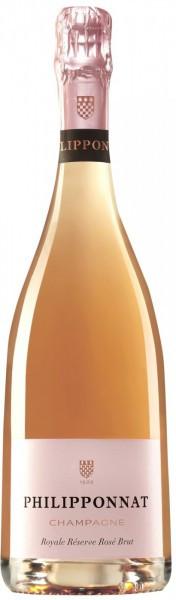 "Шампанское Philipponnat, ""Royal Reserve"" Rosee, Champagne AOC"