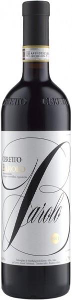 Вино Ceretto, Barolo DOCG, 2011