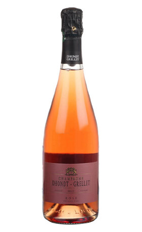 Шампанское Dhondt Grellet Rose Premier Cru Brut 0.75л