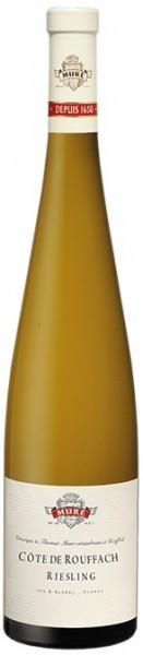 "Вино Rene Mure, Riesling ""Cote de Rouffach"" AOC, 2014"
