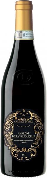 """Вино """"Cantine di Ora"""" Amarone della Valpolicella DOCG, 2011"""