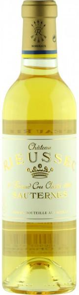 Вино Chateau Rieussec, Sauternes AOC 1-er Grand Cru Classe, 2005, 0.375 л