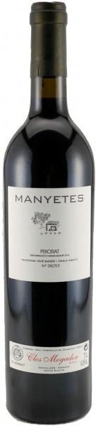 "Вино ""Clos Manyetes"", Priorat DOC, 2010"