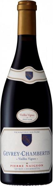 "Вино Pierre Naigeon, Gevrey-Chambertin ""Vieilles Vignes"" AOC, 2009"