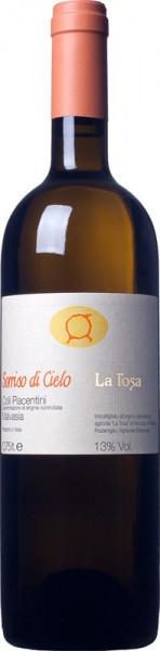 Вино La Tosa, Sorriso di Cielo, Colli Piacentini DOC, 2015