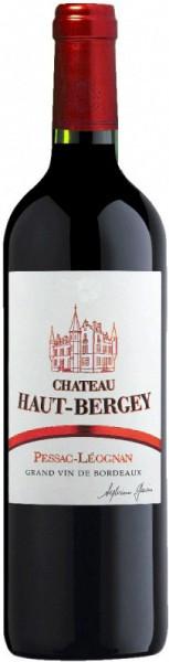 Вино Chateau Haut Bergey, Pessac Leognan AOC 2003