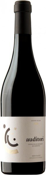 "Вино Celler Acustic, ""Auditori"", Montsant DO, 2011"