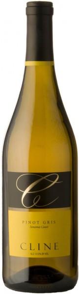 Вино Cline, California Pinot Gris, 2012