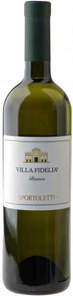 """Вино Sportoletti, """"Villa Fidelia"""" Bianco IGT, 2007"""