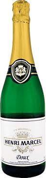 """Игристое вино """"Henri Marcel"""" Doux"""
