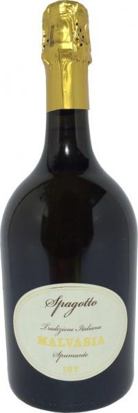 "Игристое вино ""Spagotto"" Malvasia IGT"