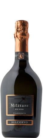 Игристое вино Belcorvo, Militare Glera XV-XVIII, 2011